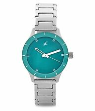 Fastrack 6078SM01 Monochrome Analog Blue Dial Women's Watch