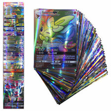 New in Box Pokemon GX20+EX80 New 2017 Pokemon Cards 100 FLASH CARD LOT NO REPEA