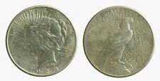 pcc2038_24) U S A Peace  Dollar 1925  - AG