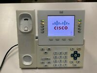 Cisco CP-8961 IP Phone white **90 Days Warranty, Fast Ship**