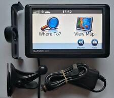 GARMIN nüvi® 1310Traffic GPS Sat Nav Latest Map Sp.Cam UK, Australia New Zealand