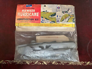 Airfix Hawker Hurricane In Early Polybag Good Complete Condition