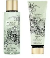 Victoria's Secret Twisted Ivy Fragrance Body Mist and Fragrance Body Lotion Set