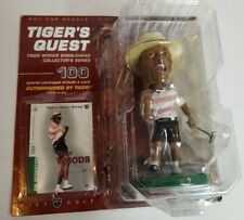 Tiger's Quest Tiger Woods Bobblehead Upperdeck PGA Golf Bobble Head 2002