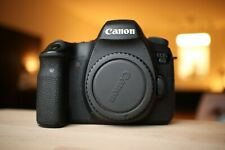 Canon EOS 6D 20.2MP (Shutter Count: 14,966) Digital SLR Camera Black (Body Only)