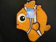 Disney Pixar Finding Neno Orange Knit Hat, NWT