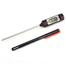Einstichthermometer Bratenthermometer Fleischthermometer Küche Grill Thermometer
