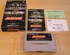 Super Famicom: The Battle Of Destiny