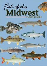 Fish of the Midwest Playing Cards (Nature's Wild Cards), Bosanko, Dave