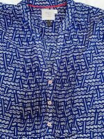 Anthropologie HD in Paris Size 6 Blouse Top