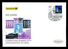 3155 FDC - Christian-Albrechts-Universität zu Kiel - selbstklebend