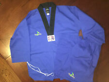 Taekwondo Eh Olympic Sports Size 0(140) Dynamics Tiger Twins Martial Arts