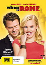When In Rome - NEW DVD