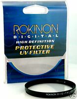 Rokinon 105mm UV Protective Filter for 800mm Mirror Lens