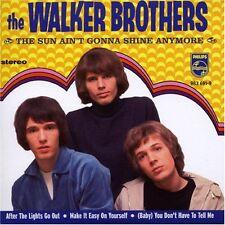 WALKER BROTHERS Sun Ain't Gonna Shine Anymore ltd 4-trk CD 40th anniversary NEW