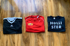 Men's Clothes Bundle T-Shirt Sports Joblot Adidas Nike Hollister