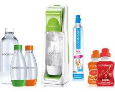 SodaStream Wassersprudler Set Cool Super Spar Pack Soda Stream Sparpack Grün