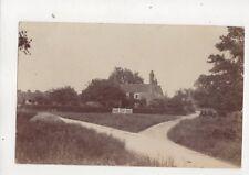 Hothfield Ashford Kent 1909 RP Postcard 555b