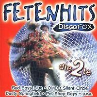 Fetenhits - Discofox die 2te von Various   CD   Zustand gut