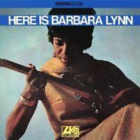 Here Is Barbara Lynn [Audio CD] LYNN,BARBARA