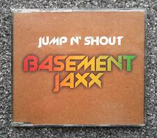 Basement Jaxx - Jump N' Shout - CD Single - VGC
