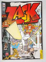 ZACK Heft # 24 ( Mosaik Steinchen für Steinchen Verlag ) Neuwertig