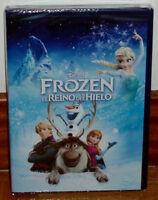 FROZEN EL REINO DEL HIELO CLASICO DISNEY Nº 55 DVD NUEVO PRECINTADO (SIN ABRIR)