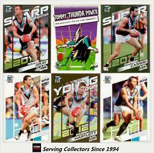 2012 Herald Sun AFL Trading Cards Base Card Team Set Port Adelaide(12)