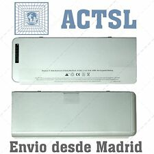 "Batería portátil Apple MacBook 13"" A1278 Aluminum Unibody (2008 Version) A1280"