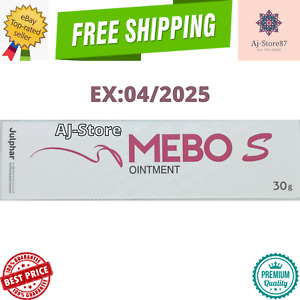 2X MEBO SCAR Reduces Skin Formation After Surgery Injury or Acne كريم ميبو سكار