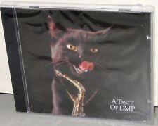 DMP CD 466: Sampler / Various - A Taste of DMP - OOP 1990 USA Factory SEALED