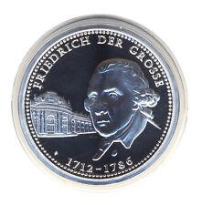 DEUTSCHLAND - Friedrich der Grosse - 1712-1786 - SILBER - ANSCHAUEN