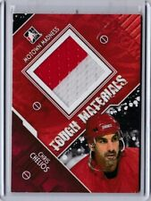 12-13 ITG Motown Madness Tough Materials Chris Chelios 2CLR Jersey Red Wings