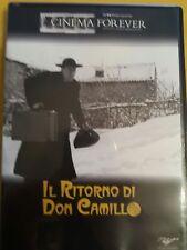 Il ritorno di don Camillo (1953) DVD