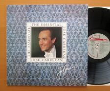 Philips 432 692-1 The Essential Jose Carreras 1991 NM/EX Compilation LP