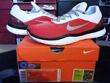 Nike Air Free Trainer 5.0 V7 Amp Ohio State OSU Buckeyes Week 0 Zero AA0881 605