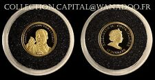ÎLE Cook 10 dollars OR 2010 Martin Luther King OR/Gold 999/oo 1gr