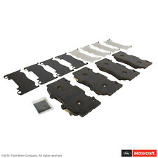 Disc Brake Pad Set-Pads - Standard Premium Front fits 15-19 Ford Mustang