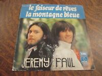 45 tours JEREMY & PAUL le faiseur de reves