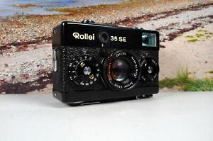 Rollei 35 SE   mit Tasche