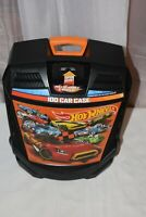Hot Wheels Carry Case Storage for 100 Cars - 20135