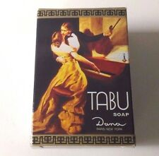 Thai natural Soap vintage  Tabu Soap bar clean and freshy 90g