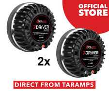 2x 7Driver SFD 4300 8 Ohm Phenolic Driver 150W RMS Buy Direct From Taramps