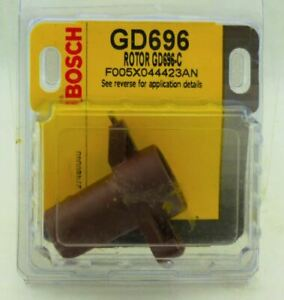 Bosch Distributor Rotor GD696-C FITS Barina 1.3 (ML) Suzuki Sierra 1.3, Feroza