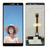 Schwarz Für Nokia 7 Plus TA-1046 1055 1062 LCD Display Touch Screen Ersatz ARDE