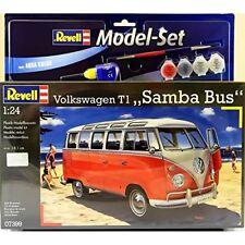 Model Set VW T1 Samba Bus - Revell 124 Volkswagen