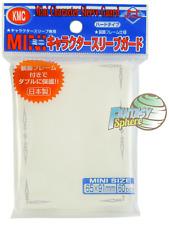 KMC Small Mini Size Double Character Sleeve Guard (protection de protege carte)