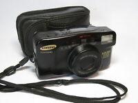 Samsung Slim Zoom 1150 Panorama 38-115mm Zoom 35mm Auto Focus Compact Camera
