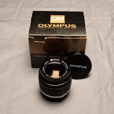 OLYMPUS E.ZUIKO AUTO-T 100mm F2.8