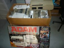 Colecovision Adam Red Box Computer Game System Console w/Orig Box Tested